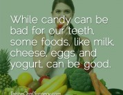 Good and Bad Foods for Teeth