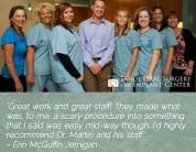 Oral Surgery Patient Testimonial