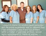 Truckee Wisdom Teeth Extraction Testimonial